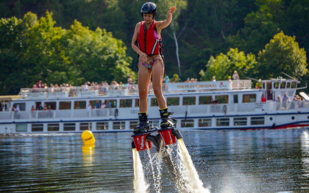 Flyboard, Jetpack, Hoverboard